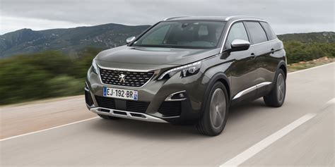 Peugeot 5008 Review by 2018 Peugeot 5008 Review Caradvice