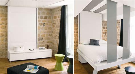lit escamotable cachez le au plafond solutions
