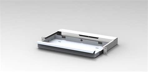 cassetto estraibile cassetto estraibile porta tastiera arredamenti metallici