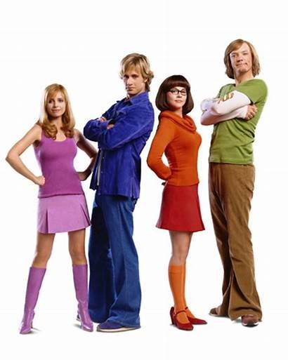 Scooby Doo Cast Actors Freddie 8x10 Gloss