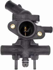 Engine Coolant Thermostat Housing Fits 2005