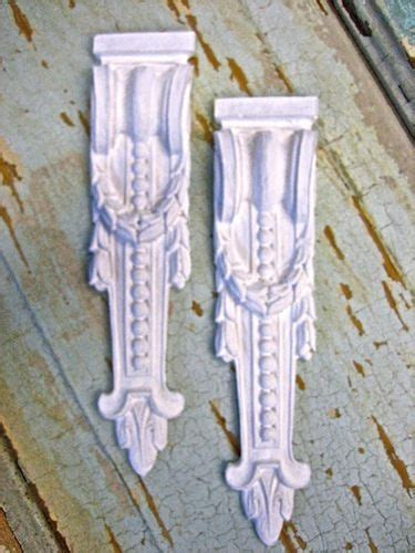 shabby chic furniture ebay shabby n chic architectural drops furniture appliques ebay