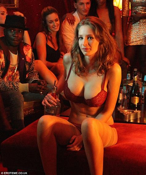 Florence Sofa by Georgia Salpa Stars In Explicit Hip Hop Promo Last Night