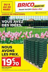 Grillage A Poule Bricomarche : calam o pr parez votre jardin pensez bricomarch ~ Dailycaller-alerts.com Idées de Décoration