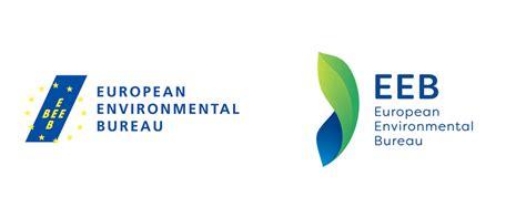 environmental bureau brand logo for european environmental bureau