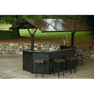 hardtop grill gazebo ty pennington style sunset hardtop grill gazebo bar