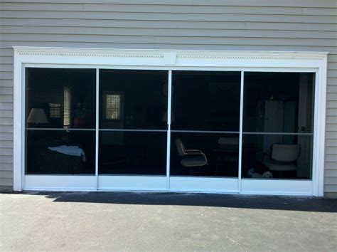 screen garage door is here install your garage door screen today