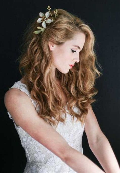 25 simple bridal hairstyles hairstyles 2016 2017