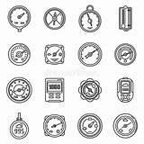 Barometer sketch template