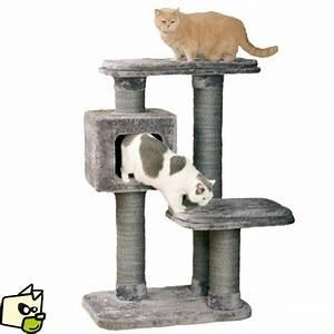 Arbre À Chat Pour Gros Chat : grand arbre chat de grande taille ~ Nature-et-papiers.com Idées de Décoration