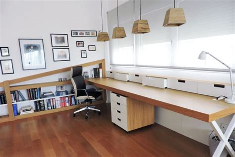 inspirational scandinavian work room designs