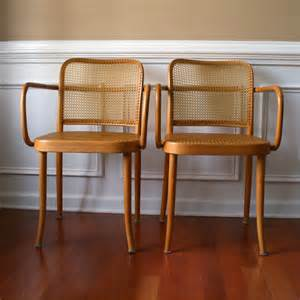 thonet sofa pair stendig chairs chairs thonet bentwood prague