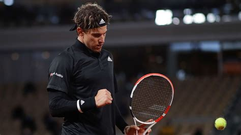 Dominic Thiem beats Marin Cilic to reach 2nd round of ...
