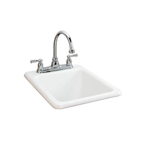 american standard white kitchen sink american standard 7085 803 345 bisque island drop in 7447