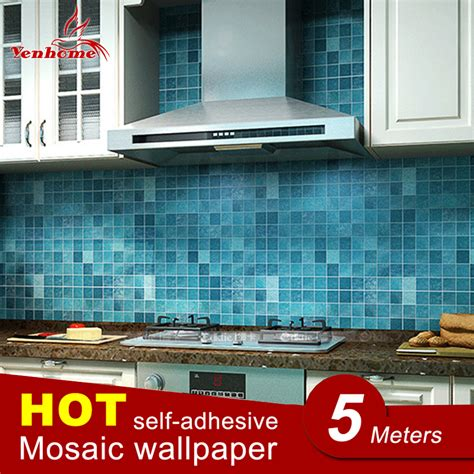 adhesive kitchen wall tiles aliexpress buy 5meter pvc wall sticker bathroom 3991