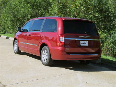 2013 Chrysler Town And Country Trailer Hitch