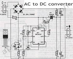 ac to dc converter With dc dc converter