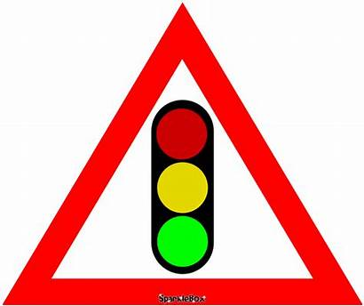 Traffic Signs Road Clipart Printable Street Cliparts