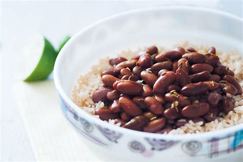 rice and beans lime rice and beans