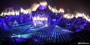 Tomorrowland 2016 Laser Show HD Wallpapers - Wallpaper Cave