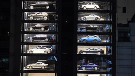 Singapore Car 'vending Machine' Dispenses With Tradition