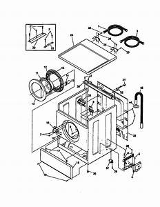 29 Kenmore Stackable Washer Dryer Parts Diagram