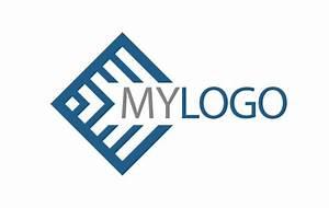 LOGO design. Download free PSD file - Free Vector Logo ...