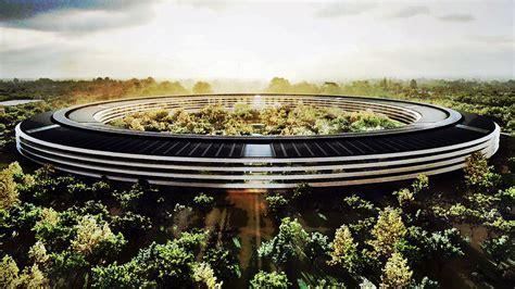 apple siege où en est la construction du futur siège d 39 apple