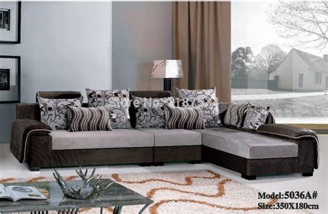 Livingroom Sofa 5036a High Quality Factory Price Home Furniture Living Room Sofa Sets Fabric Corner Sofa Set In