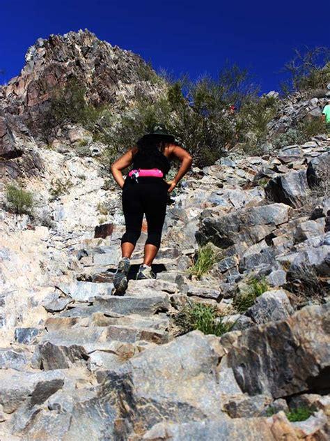 Piestewa Peak Summit Hiking Trail: Stairway to Heaven