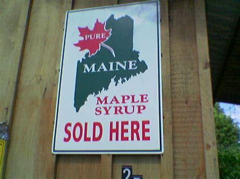 Maine State Sweetener