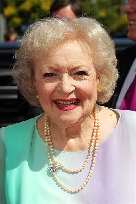 With the longest television career of any entertainer, her filmography spans more than 80 years. Pictures & Photos of Betty White - IMDb