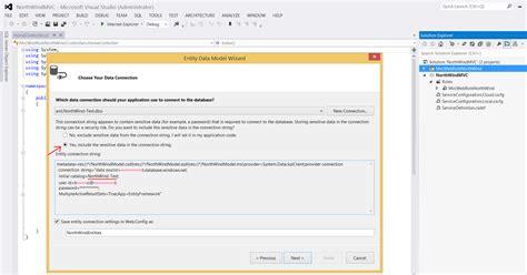 Changing Web.config File Deployed On