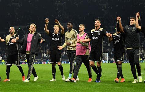 Tottenham Vs Ajax / Tottenham Vs Ajax Live Stream Tv ...