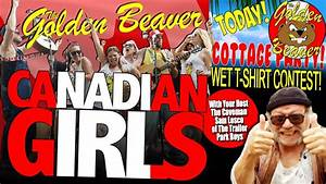 Canadian Girls (Wet T-Shirt Contest) - The Golden Beaver ...  Contest
