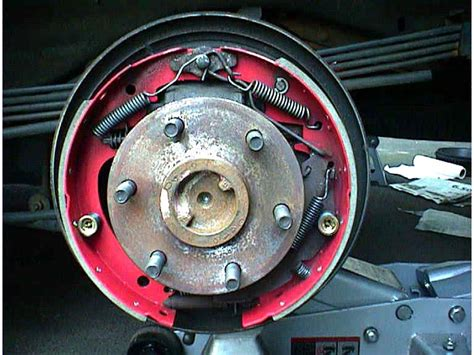 washer   brakes
