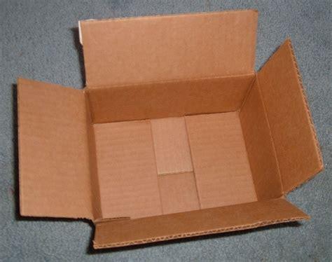 in a box cardboard box