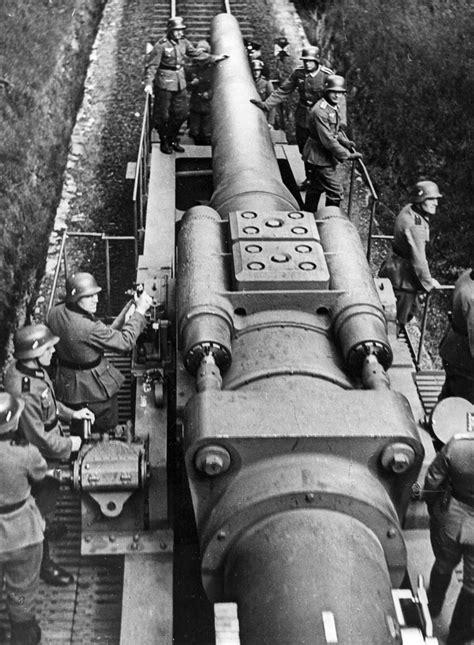 World War Ii In Pictures Big Guns Of World War Ii