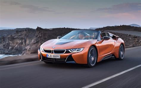 2019 Bmw I8 Roadster And Coupe Debut In La  The Torque Report