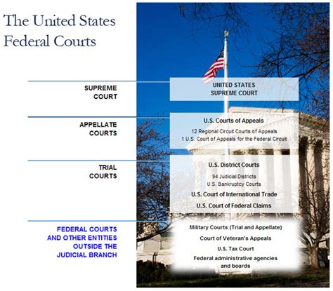 Lesson The Federal Court System