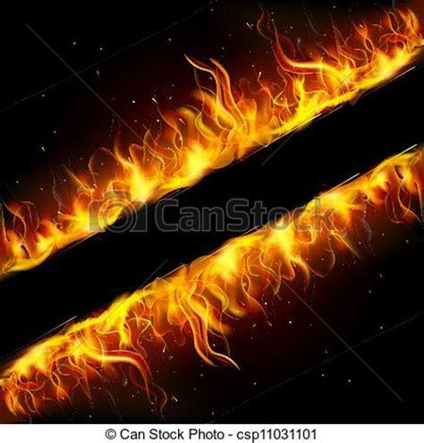 Fireplace Der Clip - feuer rahmen gemacht flamme abbildung