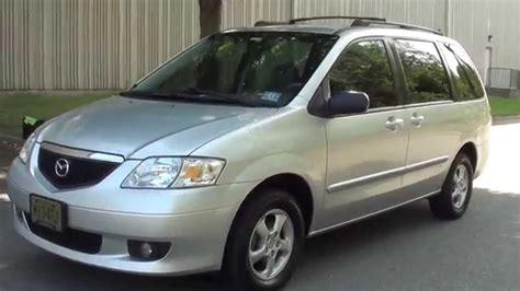 2002 Mazda MPV LX - YouTube