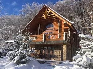 Ferienhaus Holz Bauen : ferienhaus blockhaus blockhaus wohnhaus aus runde st mme ~ Lizthompson.info Haus und Dekorationen