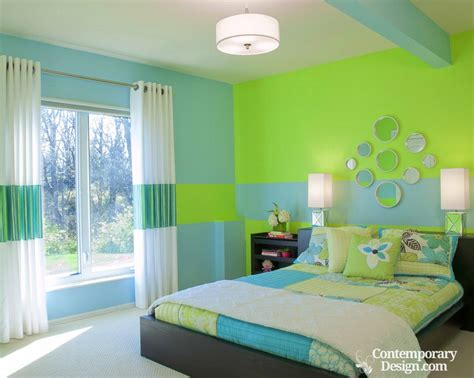 Bedroom Decorating Ideas Light Green Walls by Ceiling Color Combination