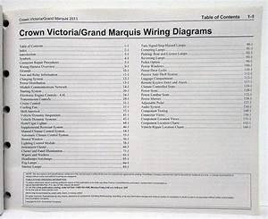 2011 Ford Crown Victoria  U0026 Mercury Grand Marquis
