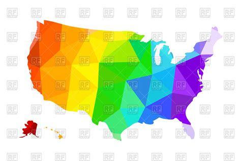 lgbt flag   form   map   united states