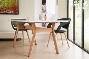 Table Cuisine Scandinave : table scandinave augst table design de style scandinave ~ Melissatoandfro.com Idées de Décoration
