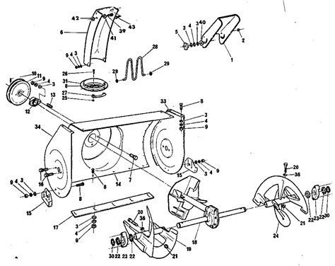 Craftsman Lt4000 Wiring Diagram by Craftsman Snowblower Engines Diagram Downloaddescargar