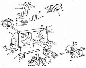 Craftsman Snowblower Engines Diagram  U2022 Downloaddescargar Com