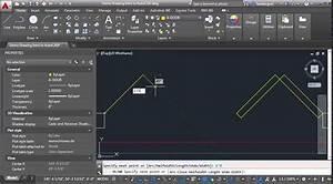 Autocad Demo - Drawing Bi Fold Doors In Plan